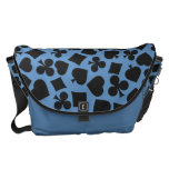 Tres Chic Poker Gifts Ideas Messenger Bags