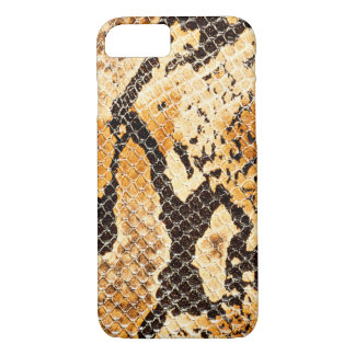 Très Chic Snake Skin Pattern iPhone 7 Case