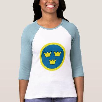 """""""Tres coronas """" Camiseta"""