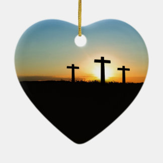 Tres cruces adorno de reyes