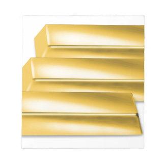 tres-de oro-oro bars jpg bloc de notas