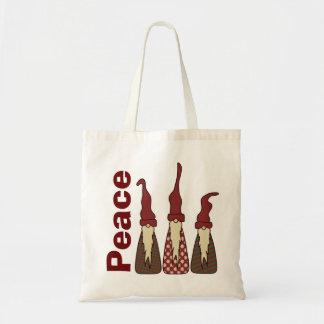 Tres duendes sabios bolso de compras bolsa