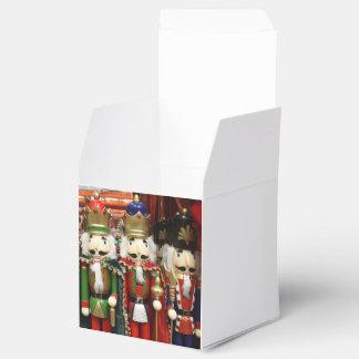 Tres galletas sabias - soldados del cascanueces caja para regalo de boda