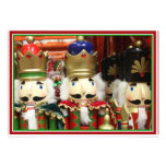 Tres galletas sabias - soldados del cascanueces comunicados personales