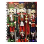 Tres galletas sabias - soldados del cascanueces cuaderno