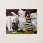Tres gatitos alegres puzzles con fotos