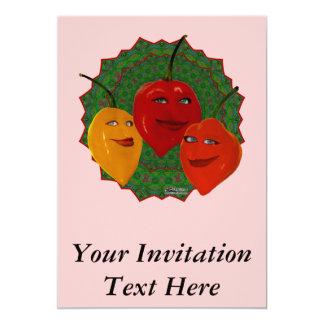 Tres Habaneras Card