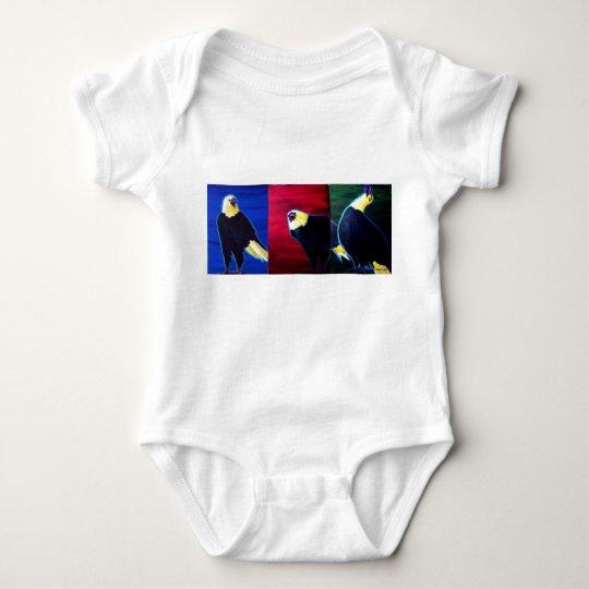 Tres hombres sabios body para bebé