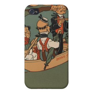 Tres hombres sabios de Gotham iPhone 4/4S Carcasa