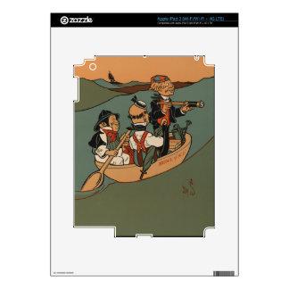 Tres hombres sabios de Gotham Pegatina Skin Para iPad 3
