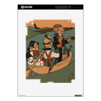 Tres hombres sabios de Gotham Calcomanías Para El iPad 2