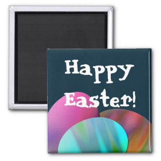 Tres huevos de Pascua Imanes Para Frigoríficos