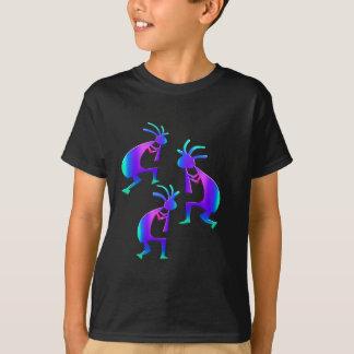 Tres Kokopelli #37 Camisas
