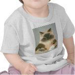 Tres Kool Kats Camisetas