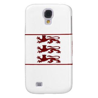 Tres leones de Inglaterra Funda Para Galaxy S4