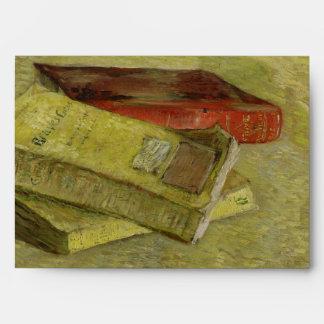 Tres libros de Vincent van Gogh