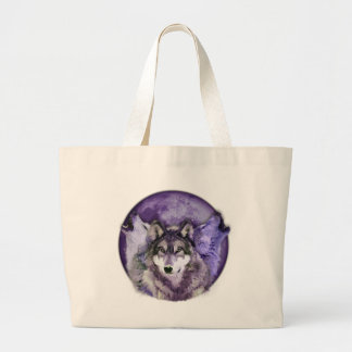 Tres lobos bolsas de mano