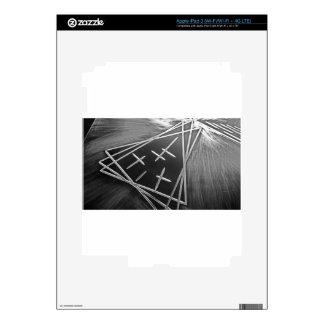 Tres maneras iPad 3 skin