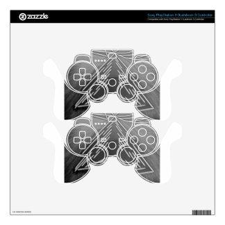 Tres maneras mando PS3 skin