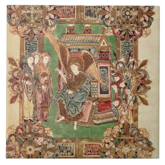 Tres Maries en el sepulcro, del Benedictio Azulejo Cuadrado Grande