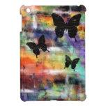 Tres mariposas iPad mini funda