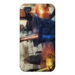 Tres mortero y majas iPhone 4/4S carcasas