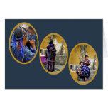 Tres mujeres mayas felicitaciones