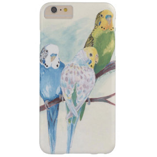 Tres Parakeets Funda Barely There iPhone 6 Plus