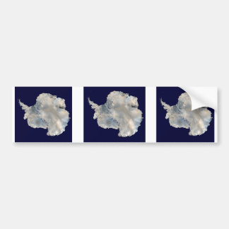 TRES pegatinas conectados de la Antártida Etiqueta De Parachoque
