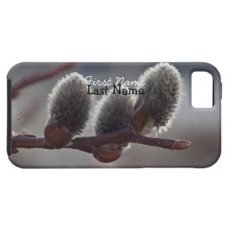 Tres pequeños Catkins; Personalizable iPhone 5 Carcasas