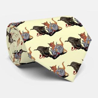 Tres pequeños gatitos corbatas personalizadas