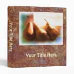 Tres peras