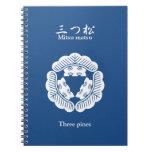 Tres pinos cuadernos