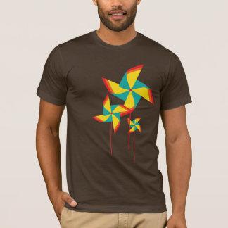 tres pinwheels T-Shirt