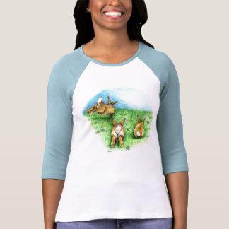 Tres poco Binkies Camiseta