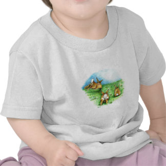 Tres poco Binkies Camisetas