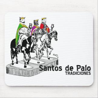 Tres Reyes Magos Mouse Pad