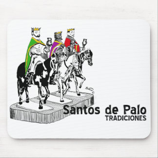 Tres Reyes Magos Mouse Pad