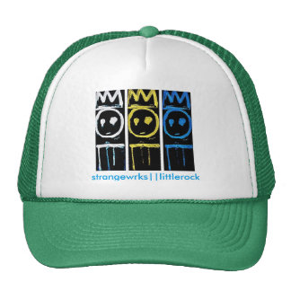 Tres reyes Mesh Hat Gorro