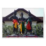 Tres reyes Monument Tarjetas