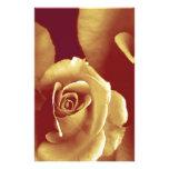 tres rosas papelería personalizada