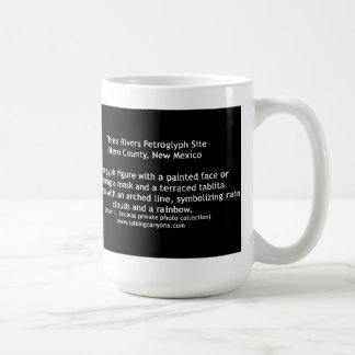 Tres taza de la imagen 5b del hombre del