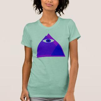 Tres triángulos t-shirts