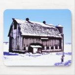 Trescher Barn- mousepad