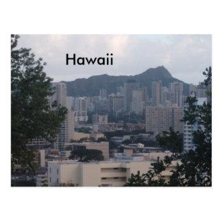 TRESMARIE 031, Hawaii Postcard