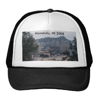 TRESMARIE 031, Honolulu, HI 2008 Trucker Hat