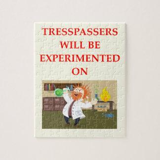 TRESSPASSER JIGSAW PUZZLES