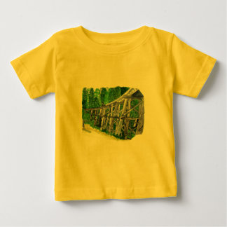 Trestle Bridge Baby T-Shirt