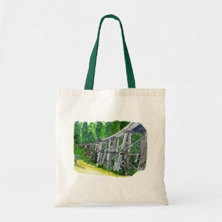 Trestle Bridge Canvas Bags