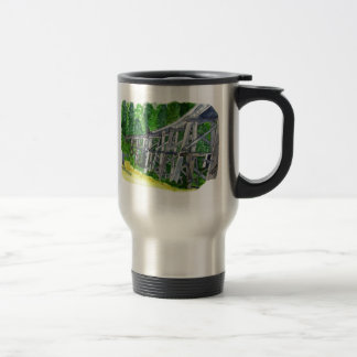 Trestle Bridge Mugs